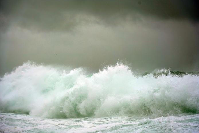 La mer deviendra forte à grosse (4-7) pour l'ensemble de la façade Manche et mer du Nord, prévient la préfecture maritime qui  lance un appel à la prudence. - Illustration © Pixabay