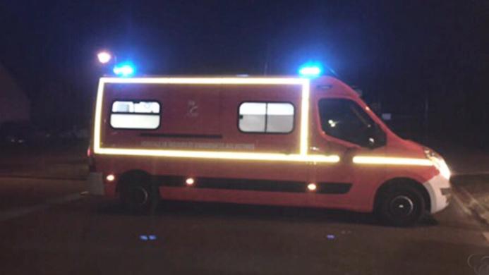 Les victimes ont été conduites à l'hôpital d'Évreux - Illustration @ infonormandie