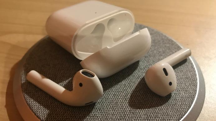 10 de ces écouteurs AirPods vendu 179€ pièce ont été dérobés - Photo © infonormandie