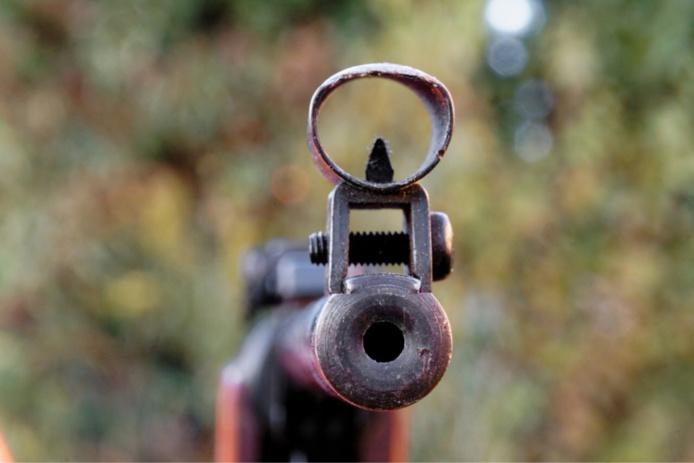 La jeune femme a tiré sur son ex avec une carabine à plombs - Illustration @ Pixabay
