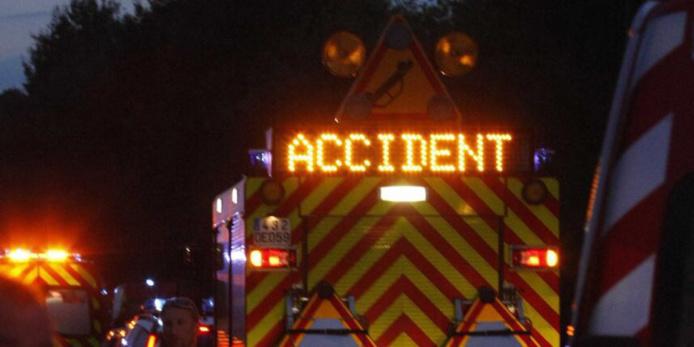 Les victimes, blessées plus ou moins grièvement, ont été transportées au CHU de Rouen par les sapeurs-pompiers - Illustration