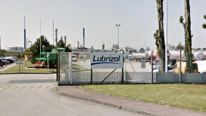 Le site Lubrizol d'Oudalle