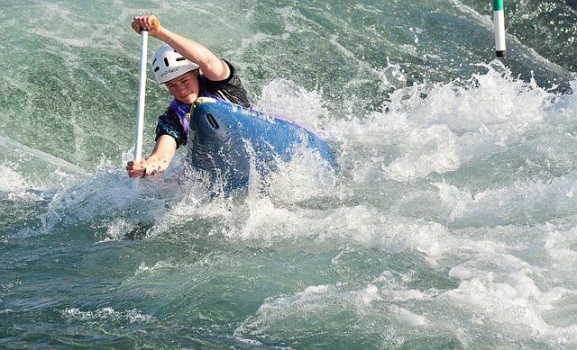 Les trois victimes appartenaient au club de kayak de Saint-Valery-sur-Somme - illustration @Pixabay