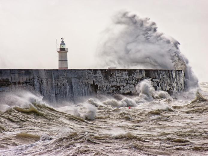 Des rafales de vent pouvant atteindre plus de 110 km/h sont annoncées en Manche - illustration @ Pixabay