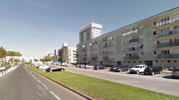 Le drame est survenu dans un de ces immeubles de l'avenue du Général Ferrié d'Aplemont, ce matin vers 9h40 - illustration
