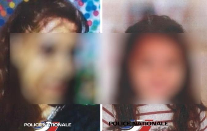 La jeune femme et la fillette ont été retrouvées dans la soirée de samedi, indique une source policière  - Photo ©DDSP76 (Photo floutée par infoNormandie)