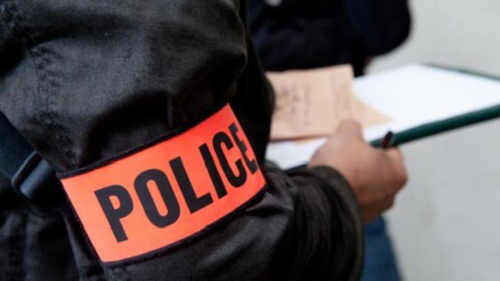 Les enquêteurs ont procédé sur place à des relevés d'indices et de traces - illustration @ DGPN