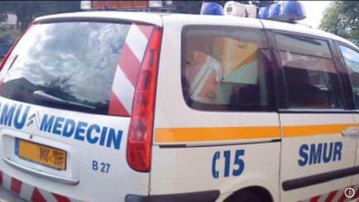 La victime a reçu les premiers soins d'urgence par une équipe du SMUR - illustration