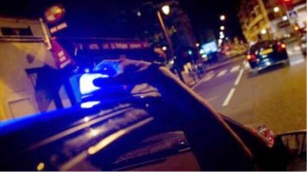 L'un des suspects en fuite a été retrouvé par les policiers lancés à leur recherche - illustration