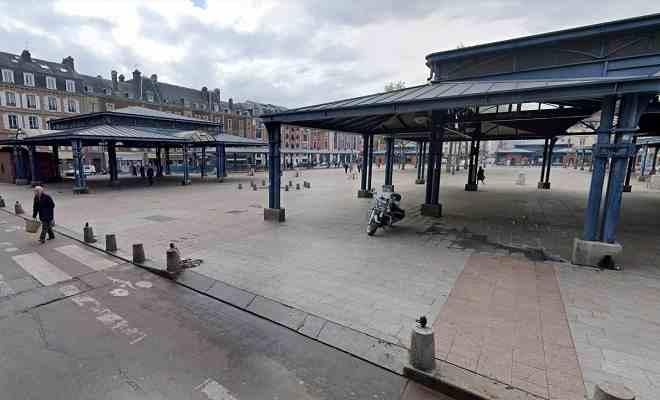 La rixe s'est produite sur la place Saint-Marc - illustration © Google Maps
