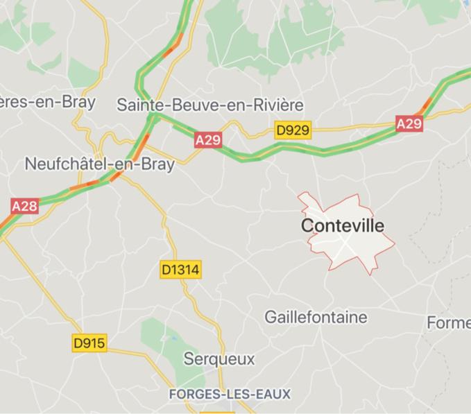 Seine-Maritime : un mort et un blessé grave dans le mobil-home embrasé pour une cause ignorée