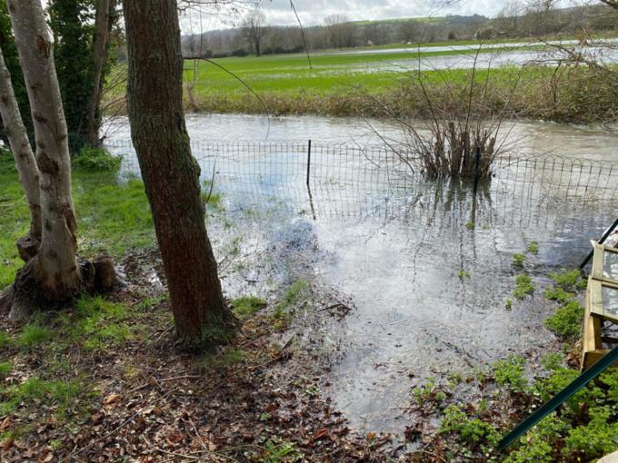 La quasi-totalité des rivières en vigilance jaune dans l'Eure : gare aux débordements