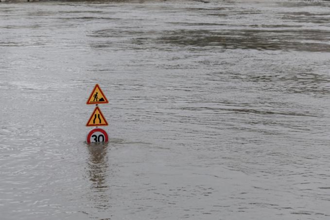 Des débordements et inondations sont à prévoir en bordure de Seine - illustration @ iStockphoto