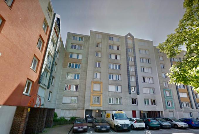 Lors de la perquisition dans un appartement de cet immeuble, 6 allée Matisse, les policiers ont saisi 1400€ et 400 g de résine de cannabis - illustration @ GoogleMaps
