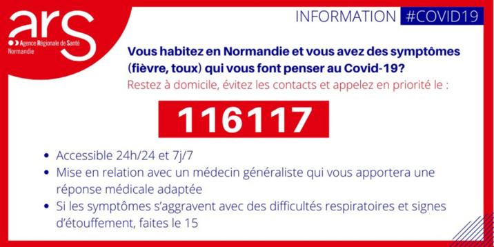 Coronavirus : 2 nouveaux décès (au Havre et Évreux) et 33 nouveaux cas en 24 h en Normandie