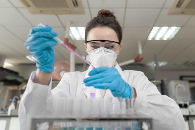 117 nouveaux cas de coronavirus ont été confirmés entre hier et aujourd'hui - Illustration © iStockphoto