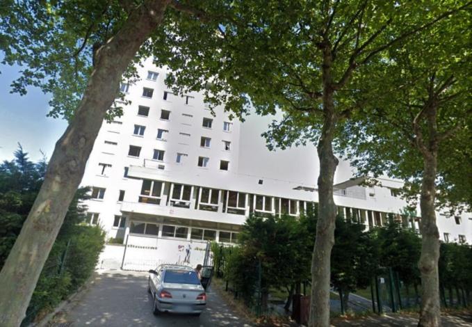 L'enfant est tombé du quatrième étage d'un immeuble qui abrite les locaux de la fondation de l'Armée du salut - Illustration © Google Maps