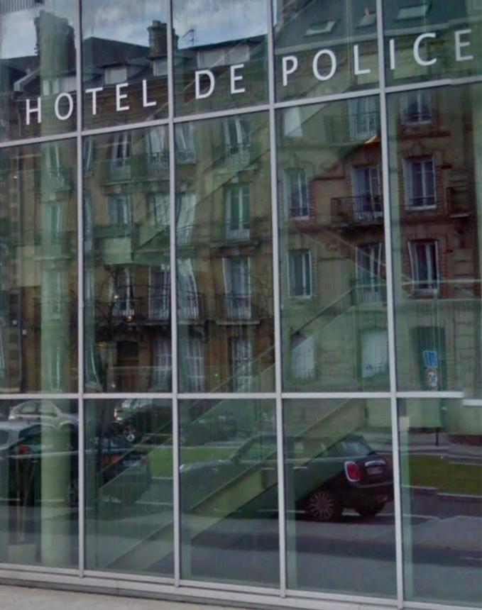 Le Havre : verbalisé pour tapage, il vient se plaindre et finit en garde à vue pour port d'arme