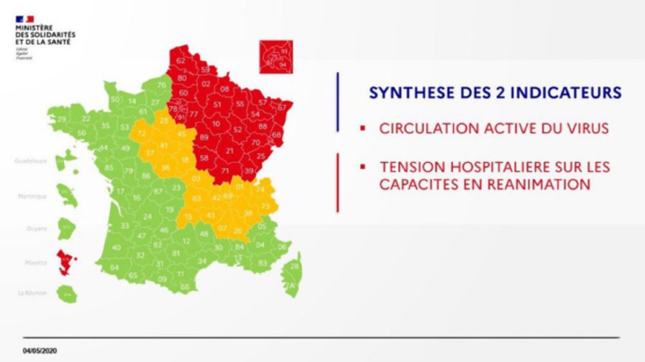 Coronavirus en Normandie : huit décès en 24 heures, dont cinq dans l'Eure