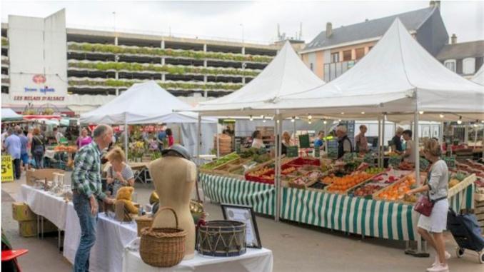 Déconfinement : les marchés alimentaires de plein air rouvrent le mardi 12 mai à Evreux