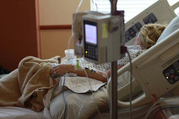Le nombre de patients en réanimation a régressé de près de 26% en 24 heures - Illustration @ Pixabay