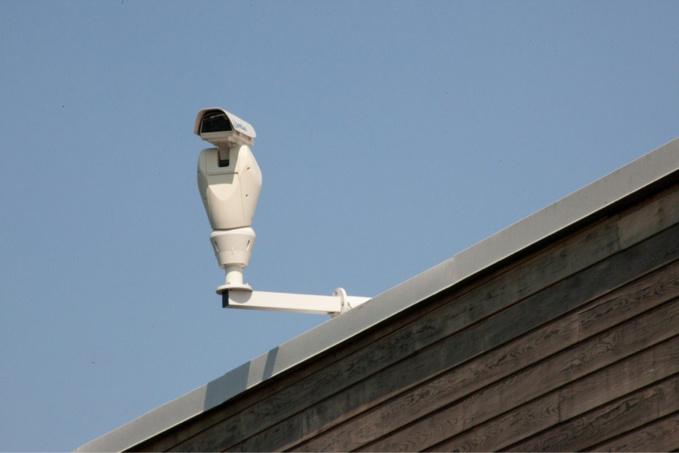 Les voleurs ont été repérés par la caméra de surveillance reliée à une soucièrent des surveillance - Illustration @ Pixabay