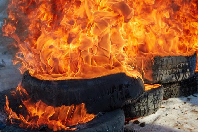 L'origine du départ de feu est inconnue -Illustration © Adobe Stock