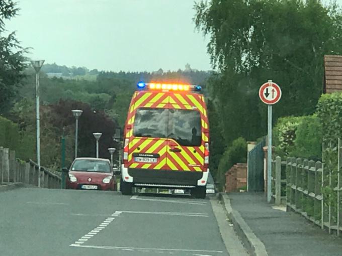 Le blessé a été transporté, en urgence absolue, au CHU de Rouen - illustration @ infoNormandie