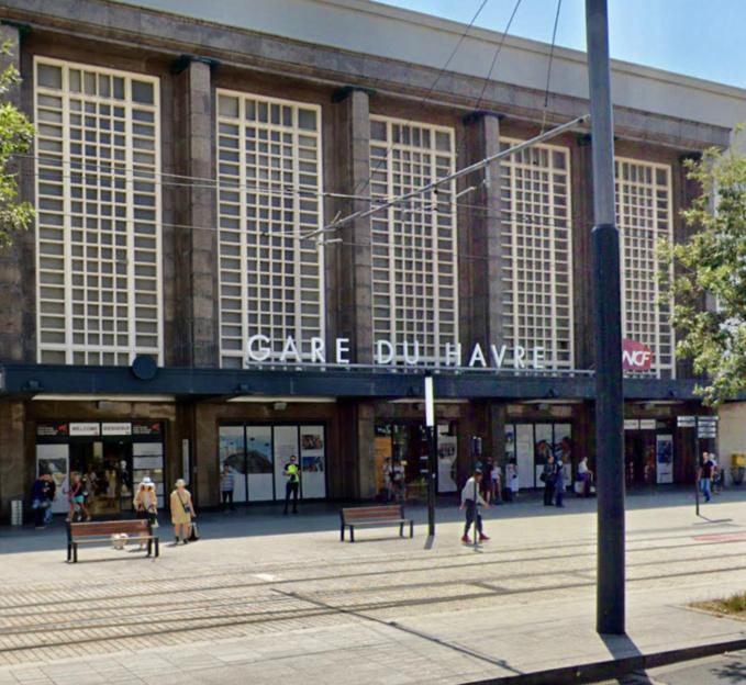 Colis suspects : la gare du Havre évacuée à deux reprises aujourd'hui