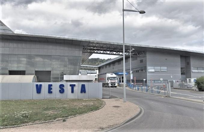 Le site Vesta est spécialisé dans le recyclage et la valorisation des déchets - Illustration