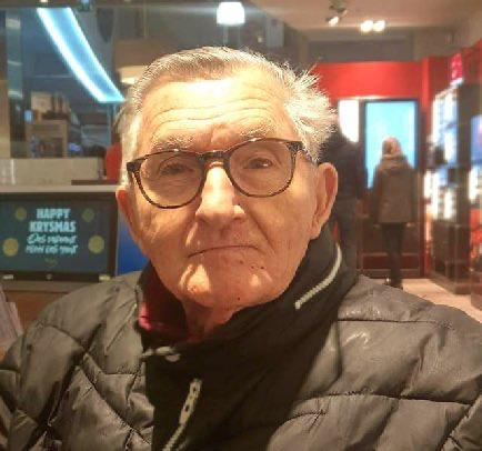 Claude Noel est âgé de 82 ans - Photo @ Gendarmerie /Facebook