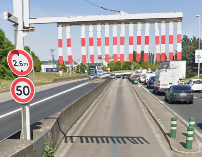 Le conducteur hollandais aurait suivi les indications de son GPS