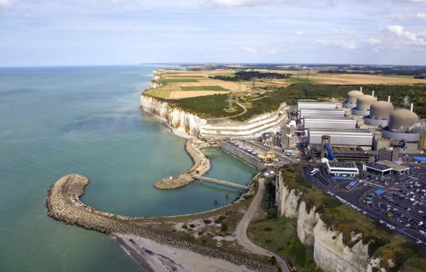 Seine-Maritime : accident du travail à la centrale nucléaire de Paluel, un ouvrier blessé