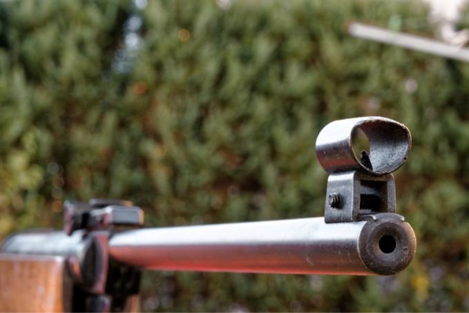 Trois individus ont déclaré aux policiers avoir été mis en joue avec l'arme - Illustration @ Pixabay