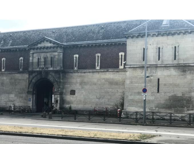 La maison d'arrêt de Rouen - illustration @ infoNormandie