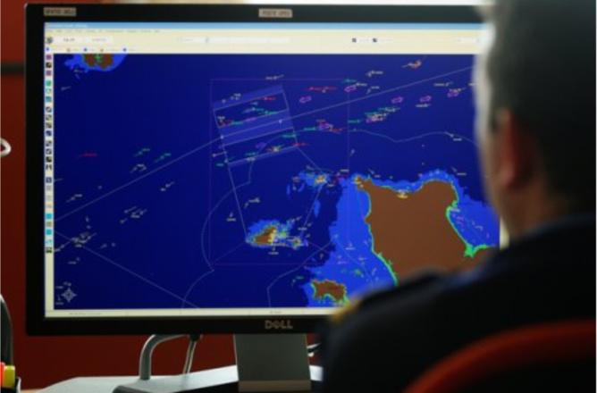 L'opération de secours a été coordonnée par le centre régional opérationnel de surveillance et de sauvetage Jobourg - Illustration © capture d'écran Cross Jobourg