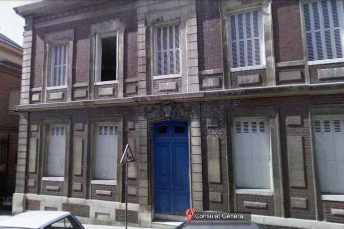 Le Consulat d'Algérie à Rouen n'ouvre ses portes qu'au moment d'élections