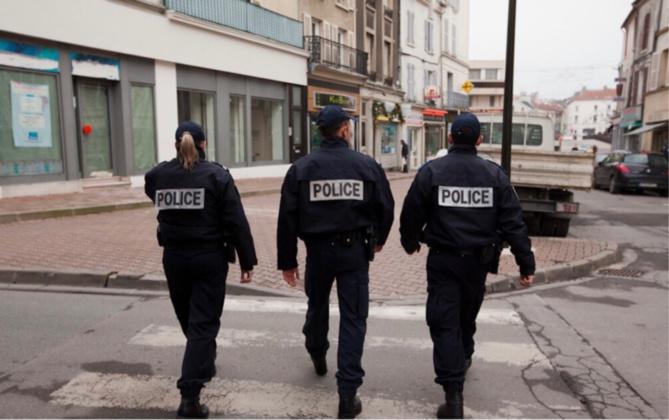 Les policiers ont été amenés à contrôler le jeune homme parce qu'il ne portait pas de masque - Illustration