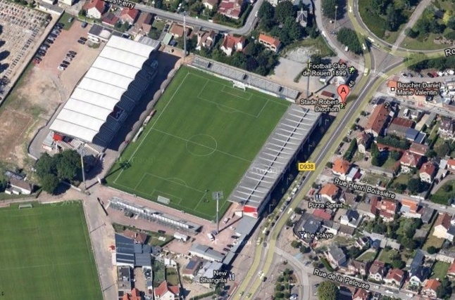 Le stade Diochon attend près de 12 000 supoorters