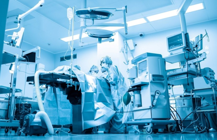 A ce jour, 166 des 1338 malades du Covid-19 hospitalisés en Normandie sont en réanimation. Et ce chiffre continue d'augmenter  - Illustration © iStock