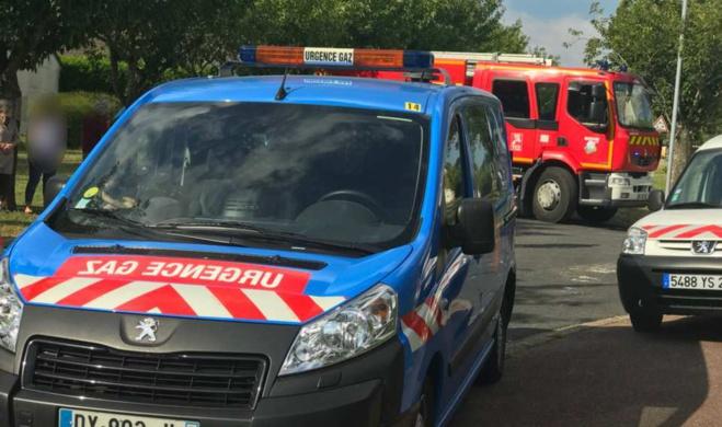 Les sapeurs-pompiers de Pacy et de Vernon ont été engagés sur le feu - Illustration @ infoNormandie