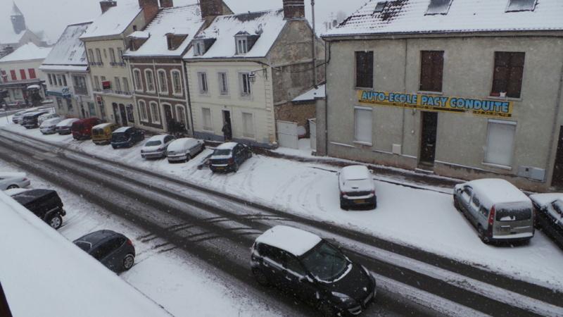 Les routes seront verglacées ce lundi matin