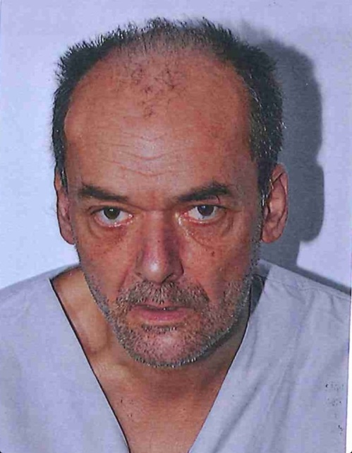 L'homme a été hospitalisé au centre spécialisé du Rouvray