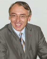 Réunion de travail de Claude Baland, patron de la police nationale, à Rouen