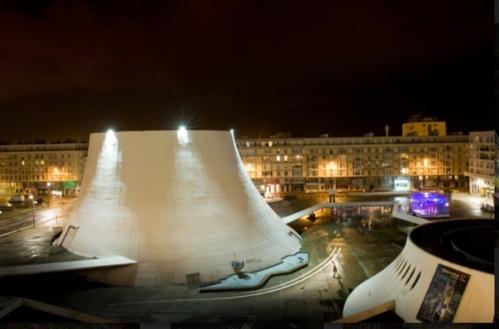 Le Volcan au Havre, c'était son empreinte : Oscar Niemeyer est décédé cette nuit