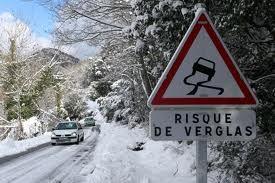 Neige et pluie verglaçante annoncés en Haute-Normandie, l'Eure en vigilance Orange ce matin