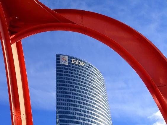 Depuis le début janvier, EDF aurait été informé de 40 000 signalements de faux mails en France (photo Flickr)