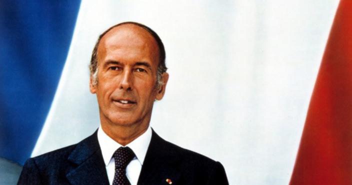 Valéry Giscard d'Estaing avait été élu président de la République en 1974. Il ne restera qu'un mandat (septennat) au Palais de l'Elysée, battu le 10 mai 1981 par le socialiste François Mitterrand - Photo © DR