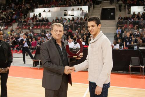 Joachim Tiennot, 3ème au championnat de France minime de karaté