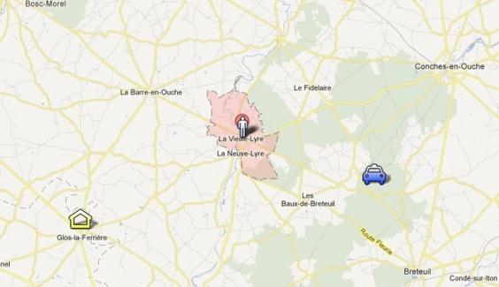 Le drame s'est noué entre Glos-la-Ferrière, Sainte-Marguerite de l'Autel et La Vieille-Lyre
